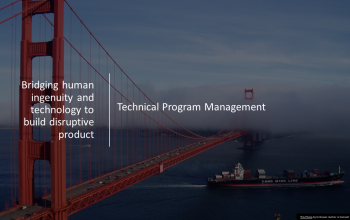 Technical Program Management